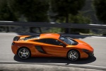 2016 McLaren 650S Coupe in Tarocco Orange - Driving Side View