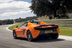 Picture of 2016 McLaren 650S Spider in Tarocco Orange