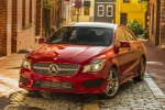 Picture of 2014 Mercedes-Benz CLA250 in Jupiter Red