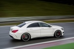 Picture of 2014 Mercedes-Benz CLA45 AMG in Cirrus White