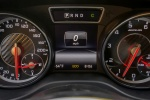 Picture of 2014 Mercedes-Benz CLA45 AMG Gauges