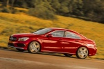 Picture of 2014 Mercedes-Benz CLA45 AMG in dynamic