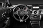 Picture of 2014 Mercedes-Benz CLA250 with Sport Package Cockpit