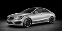 2014 Mercedes-Benz CLA-Class Pictures