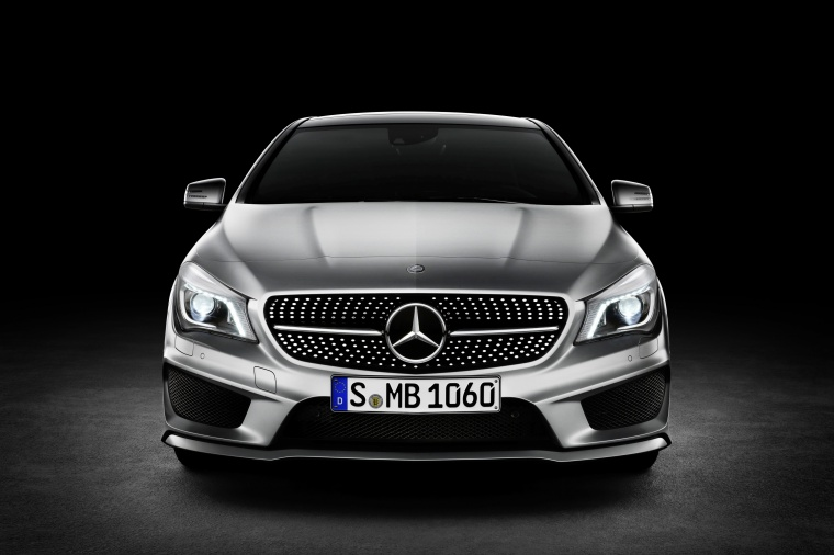 2015 Mercedes-Benz CLA250 with Sport Package Picture