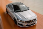 Picture of 2015 Mercedes-Benz CLA250 with Sport Package in Polar Silver Metallic