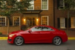 Picture of 2015 Mercedes-Benz CLA250 in Jupiter Red