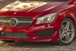 Picture of 2015 Mercedes-Benz CLA250 Front Fascia