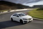 Picture of 2015 Mercedes-Benz CLA45 AMG in Cirrus White