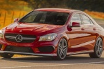 Picture of 2015 Mercedes-Benz CLA45 AMG in dynamic
