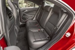 Picture of 2016 Mercedes-Benz CLA250 Rear Seats