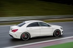 Picture of 2016 Mercedes-Benz CLA45 AMG in Cirrus White