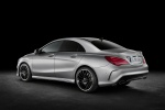 Picture of 2016 Mercedes-Benz CLA250 with Sport Package in Polar Silver Metallic