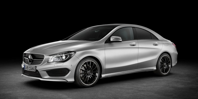 2016 Mercedes-Benz CLA-Class Pictures