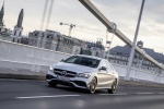 Picture of 2017 Mercedes-Benz AMG CLA45 4-door Coupe in designo Magno Polar Silver
