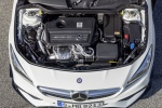 Picture of 2017 Mercedes-Benz AMG CLA45 4-door Coupe 2.0-liter 4-cylinder turbocharged Engine