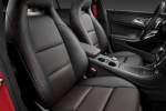 2017 Mercedes-Benz CLA-Class 4-door Coupe Front Seats