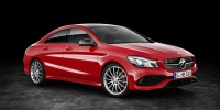 2017 Mercedes-Benz CLA-Class Pictures