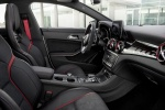 Picture of 2018 Mercedes-Benz AMG CLA45 4-door Coupe Front Seats