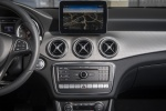 Picture of a 2019 Mercedes-Benz GLA 250 4MATIC's Center Stack