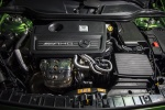 Picture of a 2019 Mercedes-AMG GLA 45 4MATIC's 2.0-liter Inline-4 turbo Engine