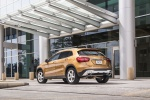 2019 Mercedes-Benz GLA 250 4MATIC - Static Rear Left View