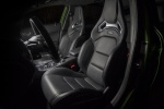 Picture of a 2019 Mercedes-AMG GLA 45 4MATIC's Front Seats