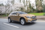 2019 Mercedes-Benz GLA 250 4MATIC - Driving Front Right View