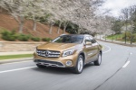 2019 Mercedes-Benz GLA 250 4MATIC - Driving Front Left View
