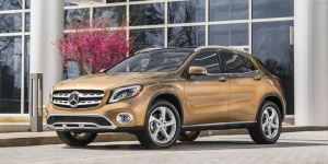 Research the Mercedes-Benz GLA-Class
