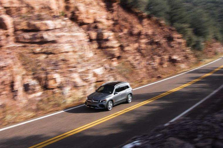 2020 Mercedes-Benz GLB 250 4MATIC Picture