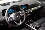 Picture of a 2020 Mercedes-Benz GLB 250's Interior in Black