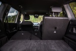 Picture of a 2020 Mercedes-Benz GLB 250's Trunk with Rear Seat Folded