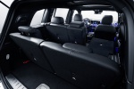 Picture of a 2020 Mercedes-Benz GLB 250's Trunk with Third Row Seats