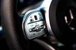 Picture of a 2020 Mercedes-Benz GLB 250's Steering-wheel Controls
