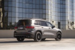 2020 Mercedes-Benz GLB 250 4MATIC in Mountain Gray Metallic - Static Rear Right Three-quarter View