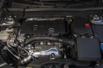 Picture of a 2020 Mercedes-Benz GLB 250 4MATIC's 2.0-liter 4-cylinder turbocharged Engine
