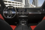 Picture of a 2020 Mercedes-Benz GLB 250 4MATIC's Cockpit in Classic Red / Black