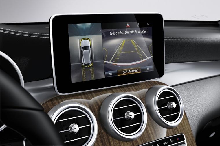 2016 Mercedes-Benz GLC-Class Dashboard Screen - Picture | Image