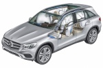 Picture of 2016 Mercedes-Benz GLC-Class Safety Equipment