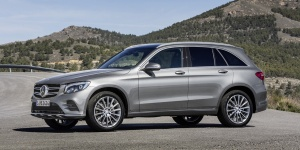 Research the Mercedes-Benz GLC-Class