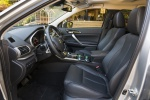 Picture of a 2019 Mitsubishi Eclipse Cross SEL S-AWC's Front Seats