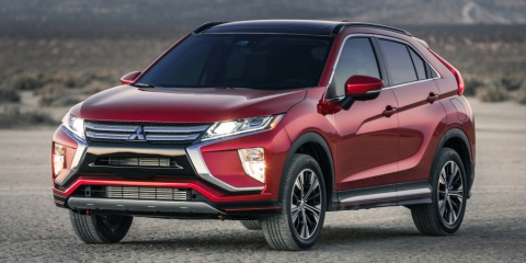 2020 Mitsubishi Eclipse Cross ES, LE, SP, SE, SEL S-AWC Review