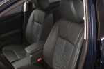 Picture of 2010 Nissan Altima Sedan Front Seats in Charcoal
