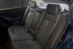 Picture of 2010 Nissan Altima Sedan Rear Seats in Charcoal