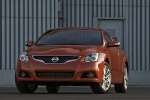2010 Nissan Altima Coupe 3.5 SR in Red Alert - Static Front Left View