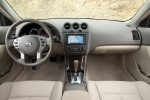 2010 Nissan Altima Hybrid Cockpit in Blonde