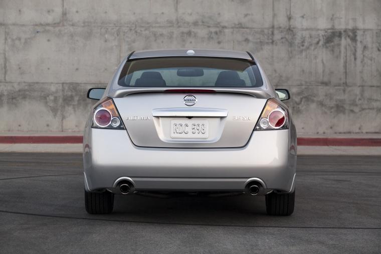 2011 Nissan Altima 3.5 SR Picture