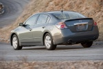 Picture of 2011 Nissan Altima Hybrid in Dark Slate Metallic