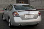 Picture of 2011 Nissan Altima 3.5 SR in Radiant Silver Metallic
